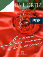 Brenda I. Ortiz-Te Amare Hasta Q Muera Y Aun Despues
