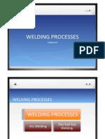 Materi pengelasan - Welding Process