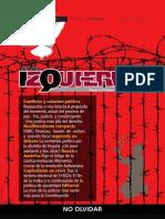 Revista Izquierda N° 51, marzo de 2015