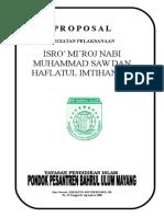 Proposal Imtihan