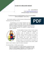 El perfil del Docente de Educación Inicial.pdf