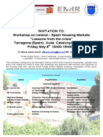 RoundTable Housing crisis Ireland-Spain