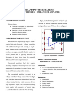 Sensor Lab Report