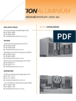 Action Aluminium Catalogue 2014