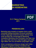 Marketing Jasa Kesehatan