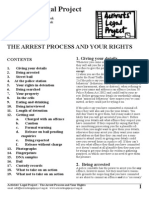 Arrest Process and Your Rights5