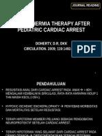 Kardio-hyphothermia Therapy After Pediatric Cardiac Arrest