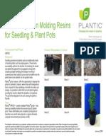 Plantic Plantpots