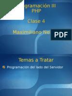 Clase04 Prog III 2015