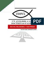 Un análisis a las Doctrinas Falas. Sectas, Religiones