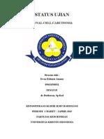 Refarat Radiologi Renal Cell Carcinoma ,by Irvan Rahmat Amanu