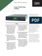 IBM Ts3100ds