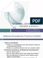 Sect 02 Regional Development Theories I - Copy