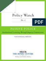 Passive Police 1745174a