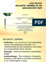 Slide Anemia Aplastic
