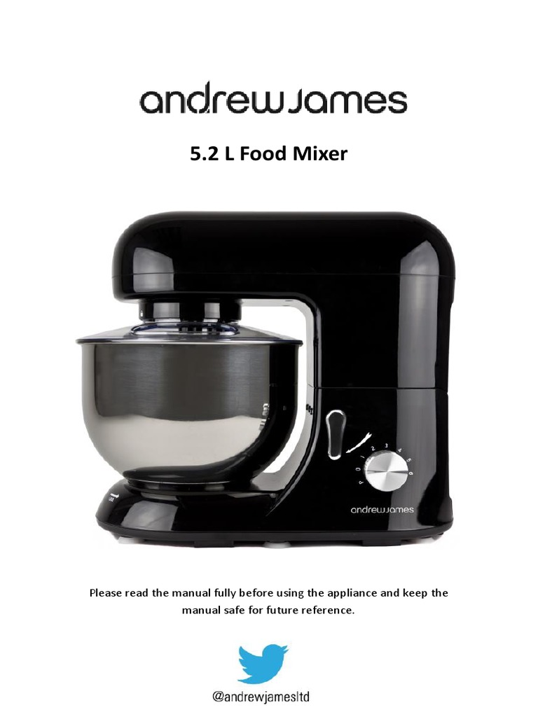 Andrew james hand mixer manuals.