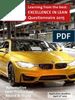 ALP-2015 Questionnaire Form Neu