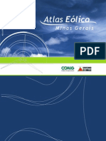 Atlas Eolico MG