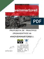 Movem Martorell Preborrador de Propuesta Organizativa