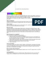 Spectra FAQs Ver2
