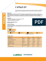 Ficha Tecnica Lubrax-utile-ot 32 Of