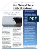 unt supports seafarers