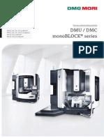 Pm0uk13 Dmu Dmc Monoblock Series PDF Data