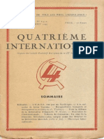 Quatrième Internationale I, Nº 8-9-10, 1944