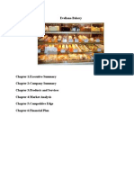Dessert Bakery Business Plan 1