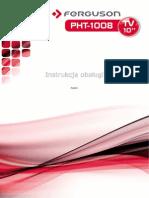 Be8b591fPHT-1008 Manual PL v3