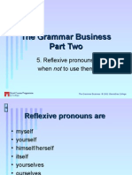 5. Reflective pronouns.ppt