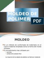 Moldeo de polímeros