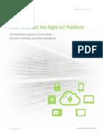 Como seleccionar la plataforma de IT