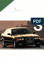 Brochure2531 Bmw 3 Serie 1998