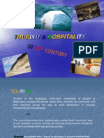 Tourism & Hospitality in 21st Century
