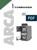 Cazan Lemne Turbogen Manual