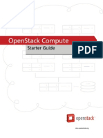 Openstack Starter Guide Cactus