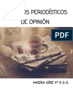 Genero s Period is Ticos de Opinion