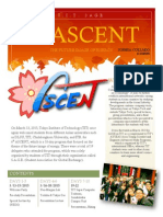 6th ASCENT Report by Joshua Collado