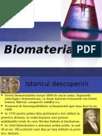 Biomateriale in protetica dentara