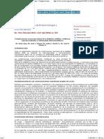 Diabetes Complicaciones Macro y Microvasculares Cardíacas, Cerebrovasculares