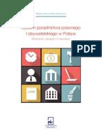 System Poradnictwa Prawnego i Obywatelskiego w Polsce DR