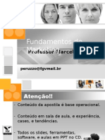 Fundamentos de Marketing - FGV - Apostila - Slides