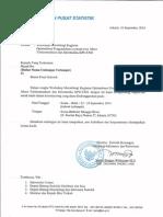Undangan Konsinyering Subdit Stat. KTI