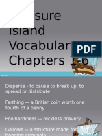 treasure island 1-6