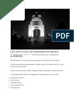 Una Nueva Raza de Ingenieros en México1