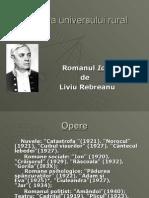 Ion Liviu Rebreanu