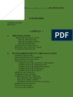 Topografia Triangulacion Caminos