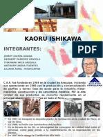 Gestion Calidad Grupo KAORU ISHIKAWA