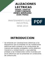 Canalizaciones Eléctricas Colombia